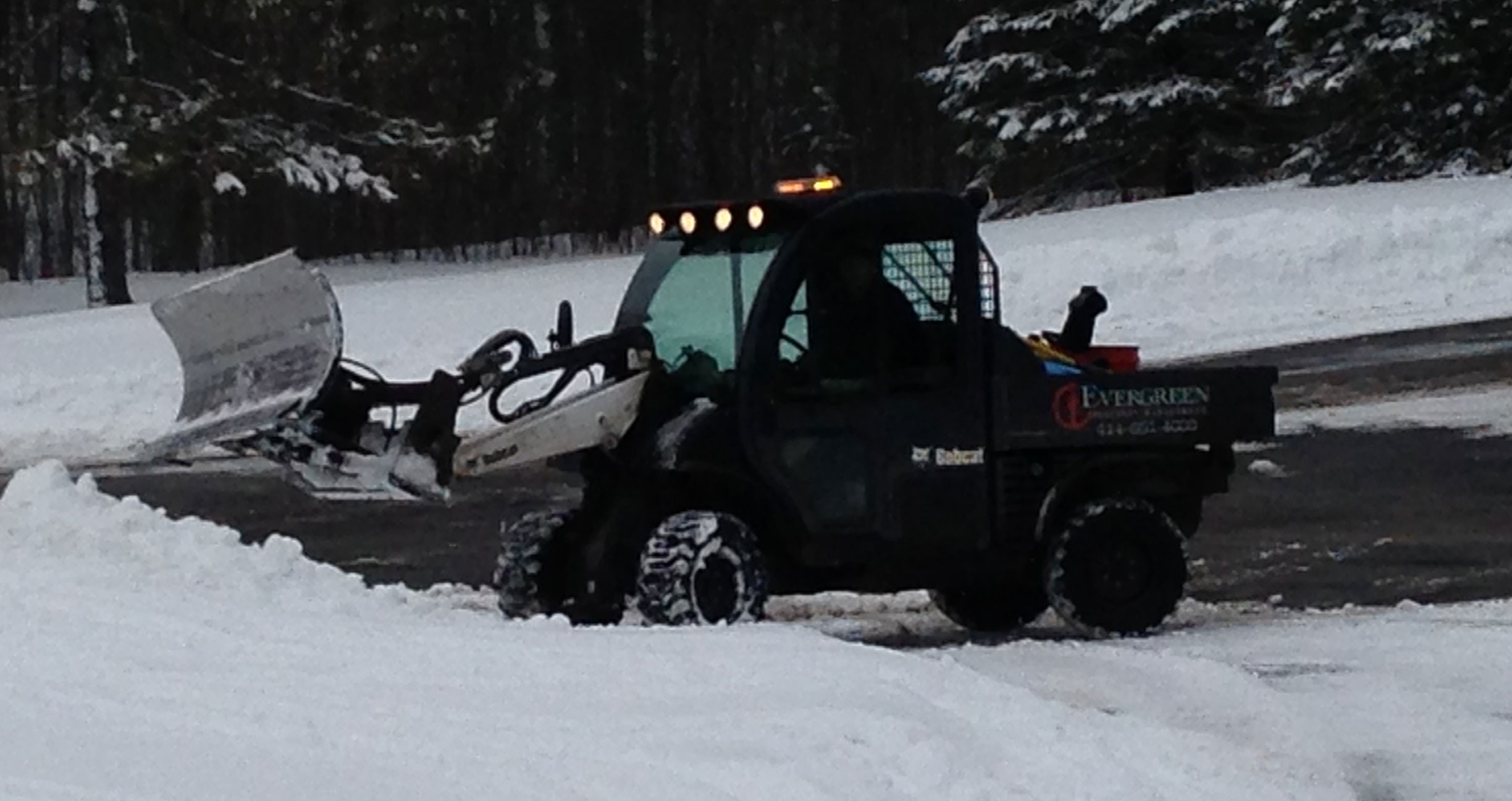 Residential & Commercial Snow Removal